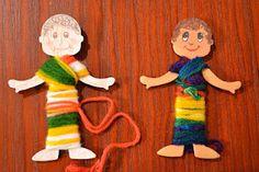 Bible Class Creations: Joseph's Coat