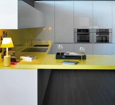 Yellow Living Space
