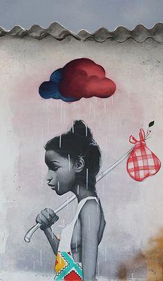 Gif-iti: el arte callejero mezclado con nuevas tecnologías