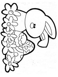 Easter Color Sheet