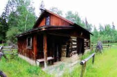 The Hawkwood Stage Stop on the West Boulder is an incredible, historic Montana ranch with miles of private river frontage, a flourishing wildlife population, and close proximity to Livingston: http://fayranches.com/ranches-for-sale/montana/hawkwood-stage-stop-west-boulder