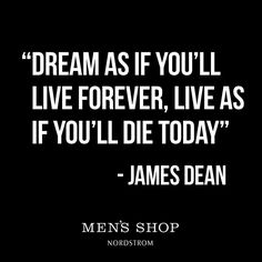 Dream, Live.