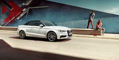 #Audi #A3Convertible