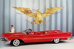 1959 Chrysler Imperial convertible