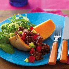 This is simply the best recipe!  Flavorful, colorful and perfect for fall and entertaining!