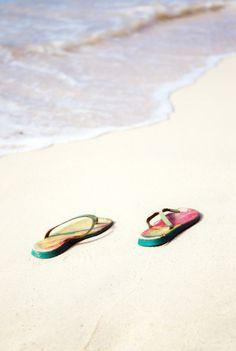 flip flops...