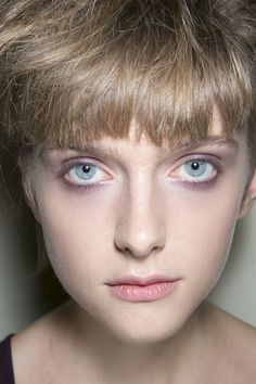BEST MAKEUP LOOKS FROM SPRING 2014 | Pastel Wash of Color