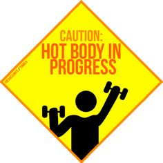 progress, fit inspir, gym workouts, weight loss, dream, caution, hot bodi, health, fit motivation