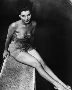 Debra Paget, circa 1950s