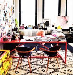 Jenna's office