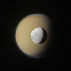 Titan - Dione Mutual