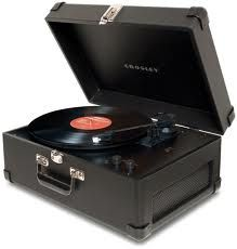 I want a record player...