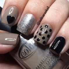 Instagram photo by selinarockell #nail #nails #nailart