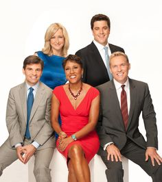 The anchor team!