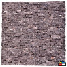 Piedra pizarra 30 x 30 cm gris m2 - Piedra pizarra oxidada ...