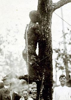 The Lynching of Jesse Washington - Jesse Washington, a teenage African-American farmhand, was lynched in Waco, Texas, on May 15, 1916, in what became a well-known example of racially motivated lynching. Washington was accused of raping and murdering the wife of his white employer in rural Robinson, Texas. There were no eyewitnesses to the crime, but during his interrogation by the McLennan County sheriff he signed a confession and described the location of the murder weapon