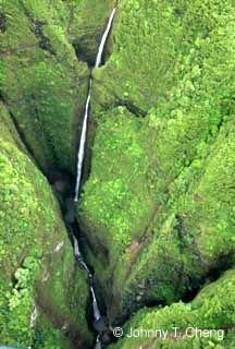 Sacred Falls Hawaii