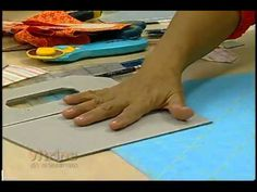 Cartonagem Projetada com Alice Yozhiyoka - Vitrine do Artesanato na TV