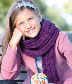Easy Knit Projects Using the Knook for Kids from Leisure Arts. #knook #forkids #patterns