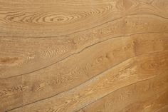Hardwood floor, more from less