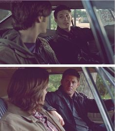 Sam and Dean Winchester    Then and Now
