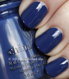 First Mate - China Glaze