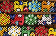 Oaxacan Beadwork. Mexico.