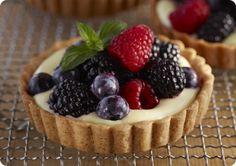 Driscoll's Mixed Berry Tart. | Driscolls.com