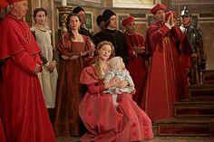 Lucrezia - The Borgias