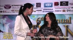 Morgan Bailey Interviewing Amber Littlefeather at the 6th Annual Tranny ...