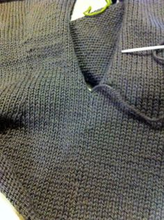 5 Tips for Seaming or Sewing Up Knit