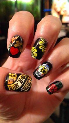valentine nail diy games