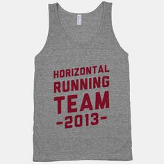 Horizontal Running / Pitch Perfect