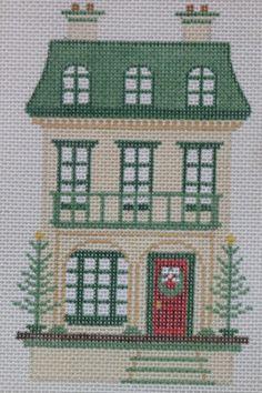 Victorian dollhouse ornament
