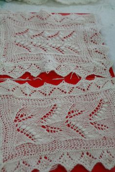 Estonian Knitting with Nancy Bush by John C. Campbell Folk School, via Flickr