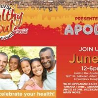 Sponsored Love: Harlem Healthy Soul Festival 2013 (video)   Saturday, May 31st, 2013 at the Apollo Theater
