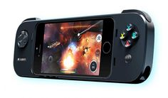 Logitech PowerShell iPhone Game Controller