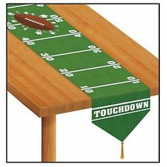 Game Day Football - Table Runner