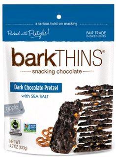 Black Friday 2014 Bark Thins Dark Chocolate Pretzel with Sea Salt (12x4.7OZ) from barkTHINS Cyber Monday