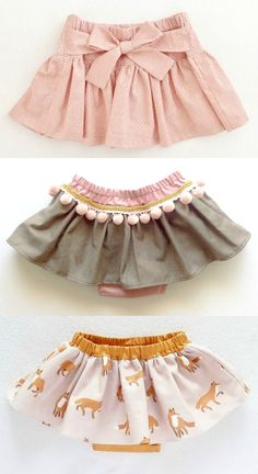 Handmade Skirts With