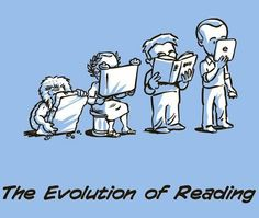 The Evolution of Reading