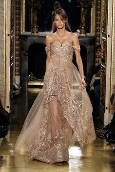 ZsaZsa Bellagio....Gorgeous Couture