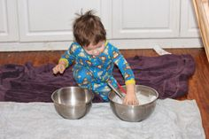 Not A Stepford Life: Entertaining Terror Toddler