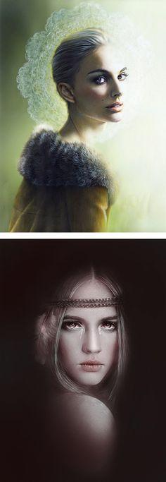 Beautiful Illustrations by Bec Winnel