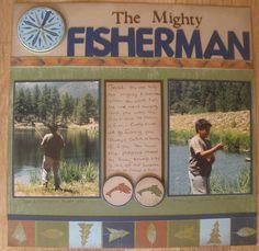 The Mighty Fisherman - Scrapbook.com