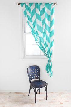 Herringbone Curtain