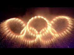 London Olympics Opening Ceremony: Pandemonium