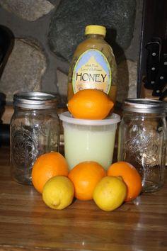 lacto-fermented lemonade