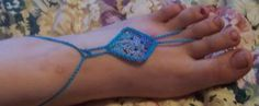 cotton, simpl barefoot, crochet, chains, sandal pattern, aunts, barefoot sandal, coordinating colors, kid