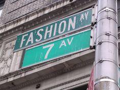 Fashion Avenue #ridecolorfully